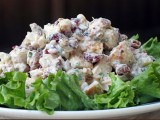 Chicken Salad on a bed of Greens | Green Valley restaurant
