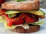 BAT Bacon Avocado and Tomato Sandwich | Green Valley Restaurant