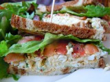 Loaded Egg Salad Sandwich in Green Valley | Green Valley Restaurant