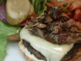 Mushroom Burger in Green Valley | Green Valley Restaurant