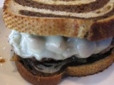 Patty Melt with Grilled Onions and Provolone | Green Valley restaurant