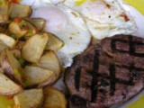 Steak and Eggs Breakfast | Green Valley Restaurant