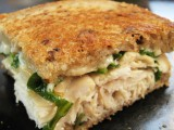 Turkey Melt with Chilies and Chipotle Mayo | Green Valley restaurant