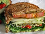 Veggie Sandwich | Vegetarian meal Green Valley | Restaurant & Pub