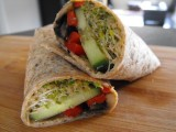 Veggie Wrap | Vegetarian Meal Tucson | Green Valley restaurant
