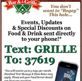 Green Valley Restaurant Mobile VIP Club | Text Message Marketing Tucson
