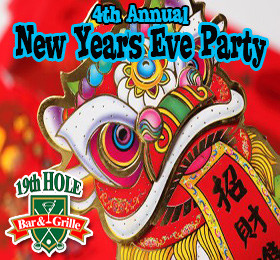 Green Valley New Year's Eve Party 19th Hole