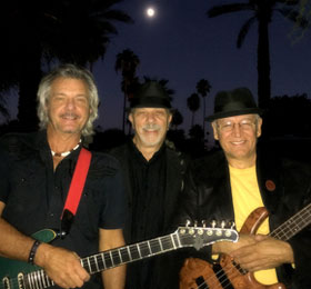 Live Music Green Valley | Desert Treasure Band