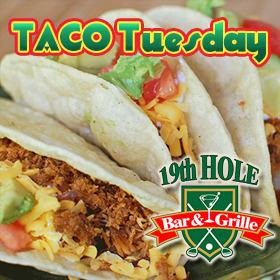 Taco Tuesday in green Valley